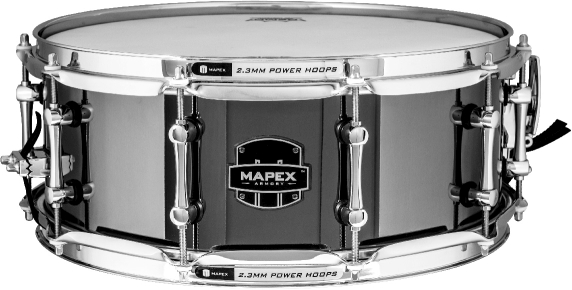 ARMORY SERIES TOMAHAWK SNARE DRUM