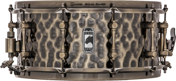 Black Panther Sledgehammer Snare Drum