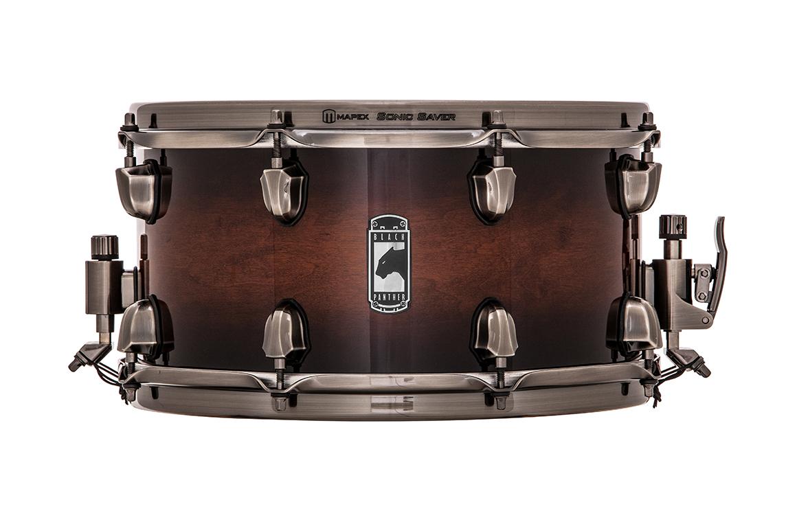Mapex Drums Black Panther Snare Drum Diagram Blaster