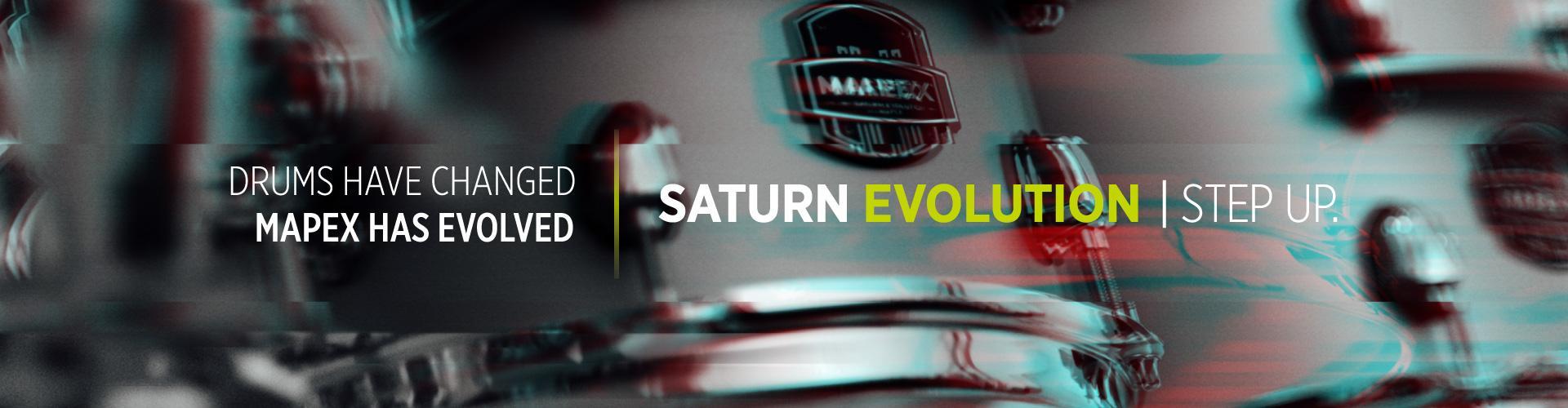 Saturn Evolution Teaser 1 - Step Up