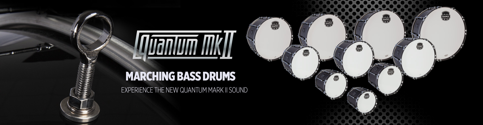 QMkII Bass Drums