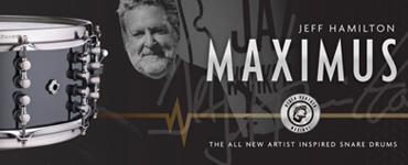Design Lab Artist Snares - Jeff Hamilton Maximus