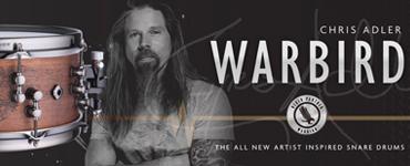 Design Lab Artist Snares - Chris Adler Warbird