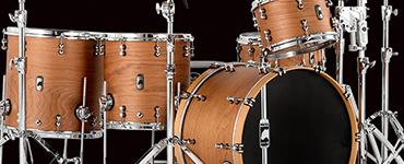 Black Panther Design Lab Drum Sets - Cherry Bomb