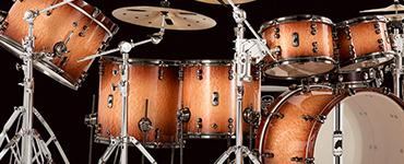Black Panther Design Lab Drum Sets - Versatus