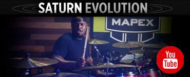 Saturn Evolution - Rashid Williams Performance