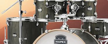 Mars Drum Sets - Dragonwood