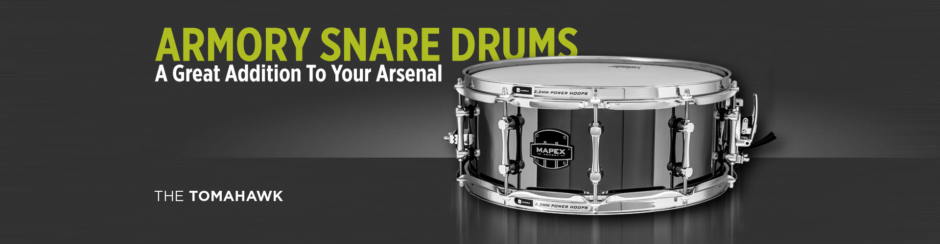 The New Armory Arsenal of Snares