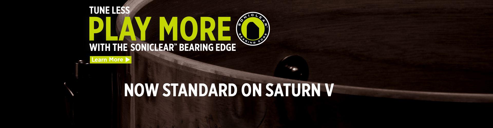 SONIClear™ Bearing Edge